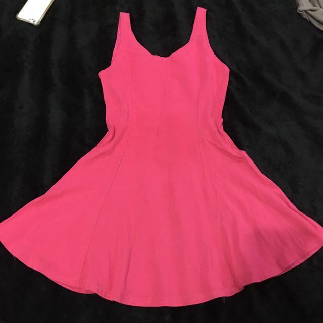 Hotpink Dress