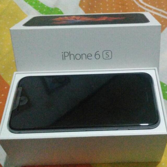 hp Iphone 6S Grey (16gb)
