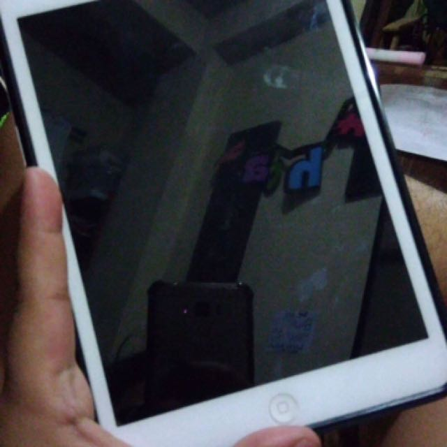 Ipad Mini (16gb) Silver