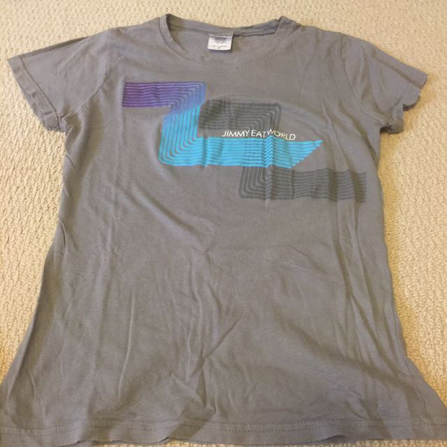 Jimmy Eat World Band Tee