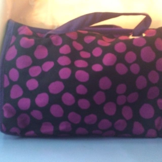 Kara Nina make up bag