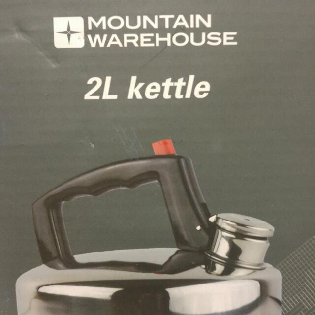 Kettle New