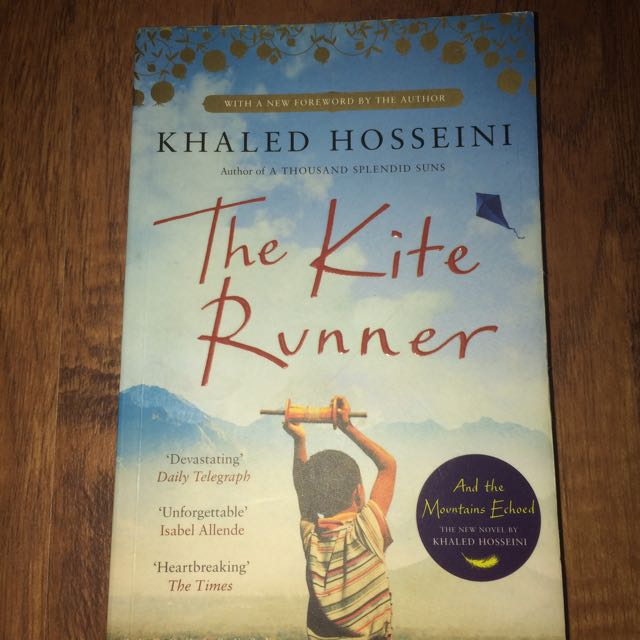 Khaled Hosseini : The Kite Runner ( FULL ENGLISH VERSION)