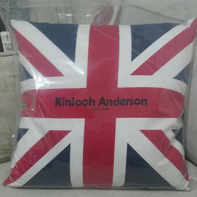 Kinloch Anderson 金 安德森 英國抱枕