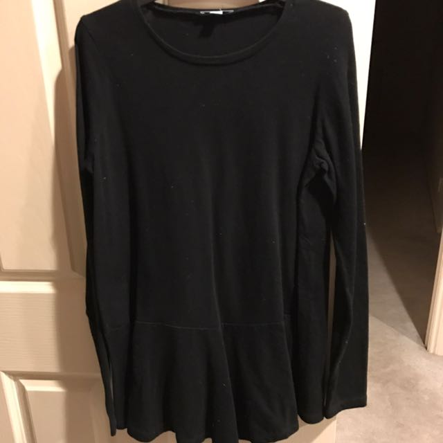 Kookai Long Sleeve Black