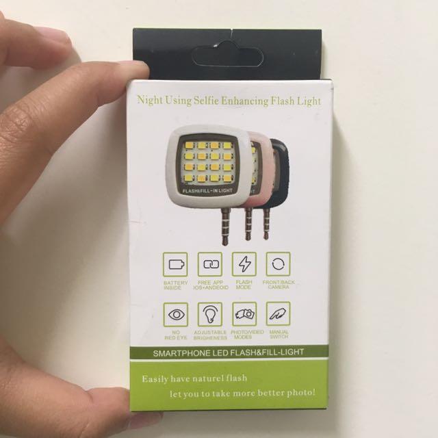 LED補光燈(全新)