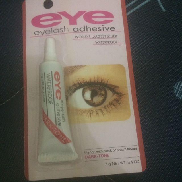 Lem Eyelash Adhesive Waterproof (Dark Tone)