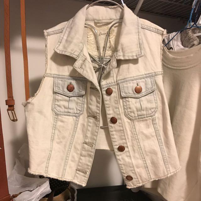 Light Denim Jacket