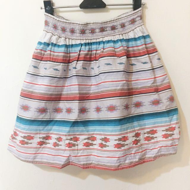 Lowrys Farm 民族風小短裙🇯🇵