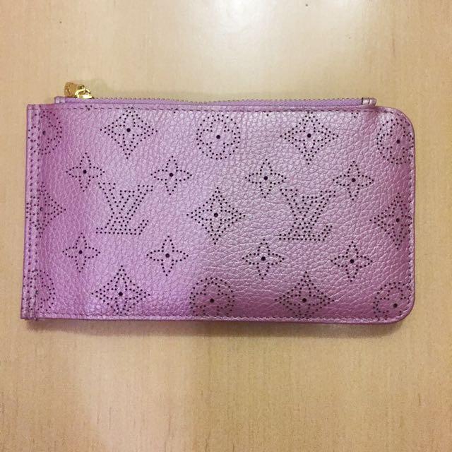 LV Pink Wallet