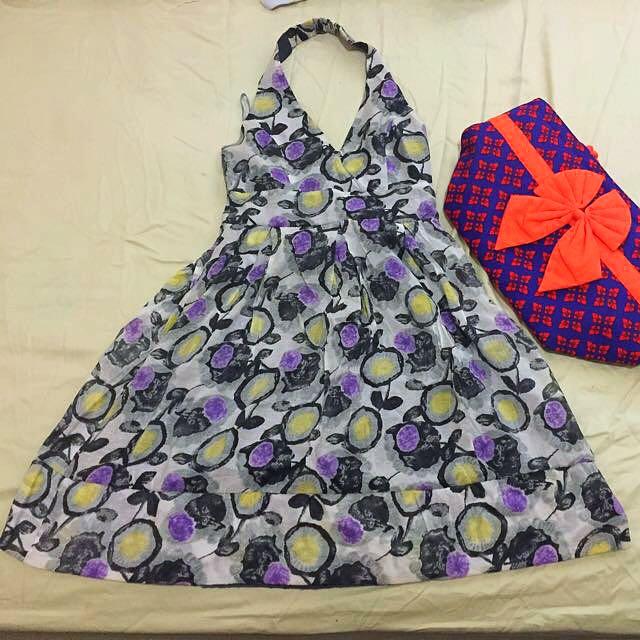 Mags Halter Dress