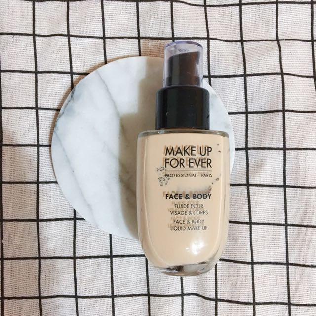 Make Up Forever 雙用水粉霜 38