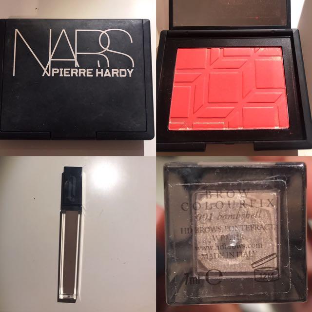 Makeup - Nars Lime Crime Top Shop And More