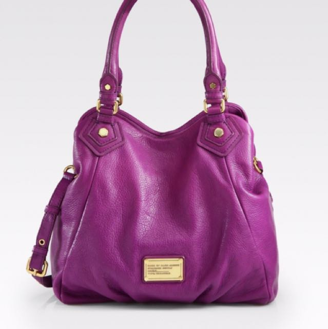 MARC BY MARC JACOBS CLASSIC Q FRAN (magenta)