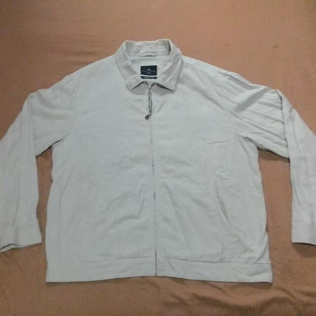 REPRICED!! MARKS & SPENCER Linen Jacket XL Size
