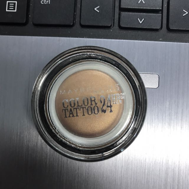 Maybelline Color Tattoo To The Bronze