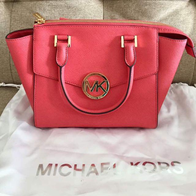 Michael Kors Satchel Authentic Bag