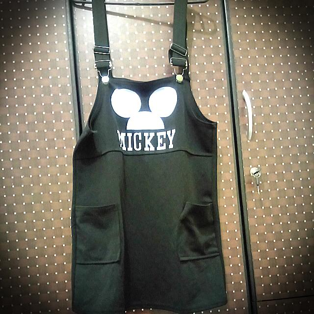 Mickey Mouse Jumper Dress