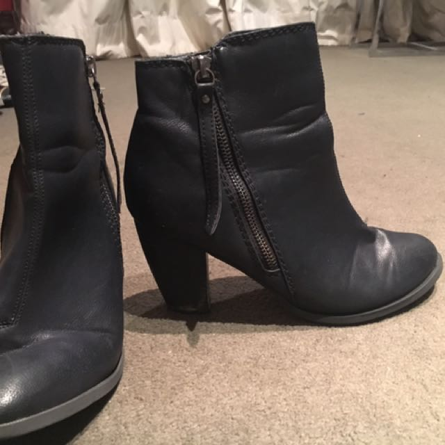 Navy Boots