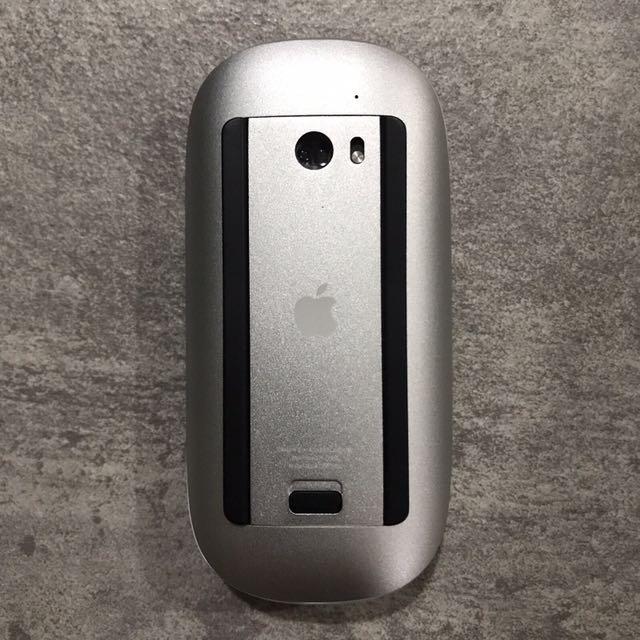 New Apple Magic Mouse