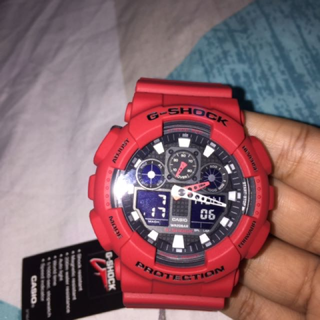NEW Authentic G-Shock Watch