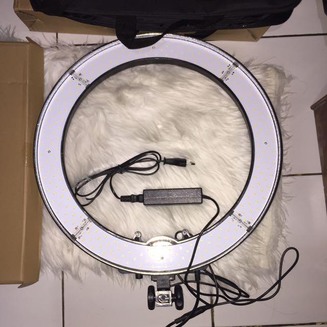(NEW) Ring Light LED