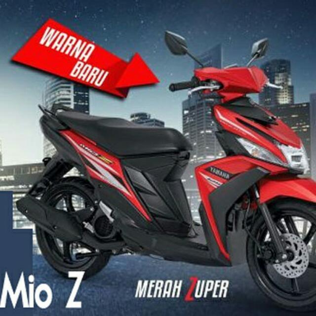 New Yamaha Motor Mioz Series Metic