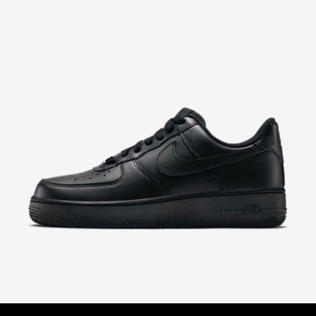 New Nike Air Force 1's Women's 9