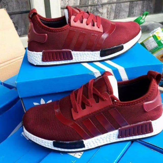 Nike Shoes Maroon