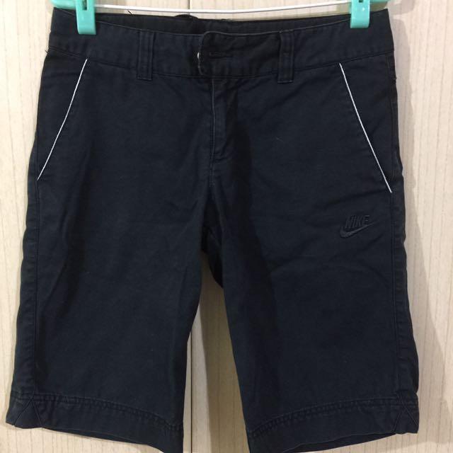Nike 黑色短褲size S