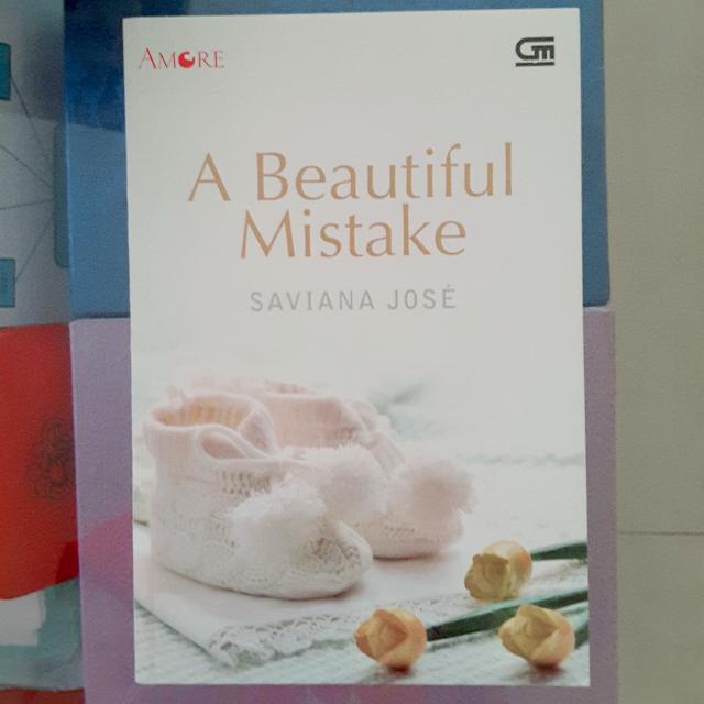 Novel A Beautiful Mistake