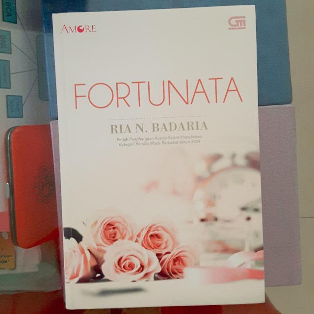 Novel Fortunata