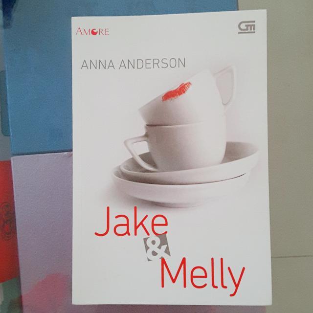 Novel Jake And Melly