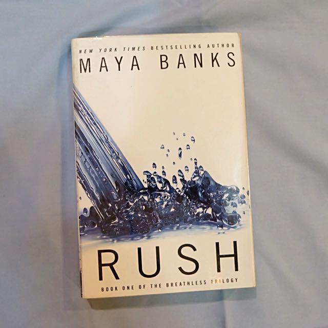 Novel Rush By Maya Banks