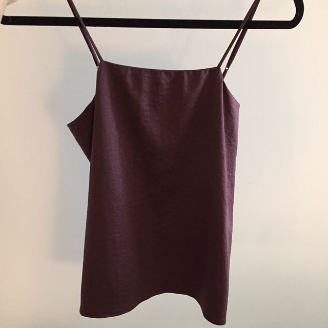 Oak + Fort Purple Tank Top (xsmall)