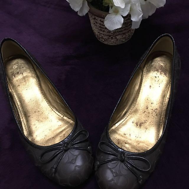 Original Coach Shoes