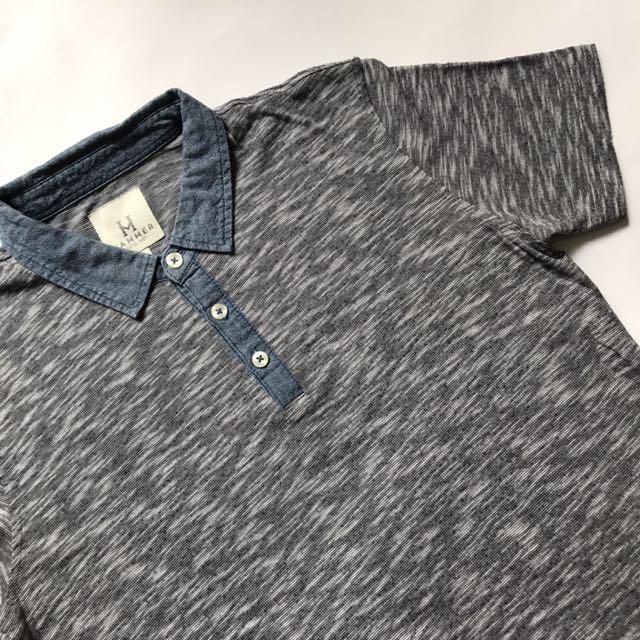 Polo Shirt Hammer Original Size S Second Condition 98% Murah