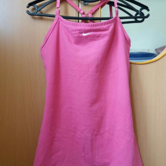 Preloved Pink Nike