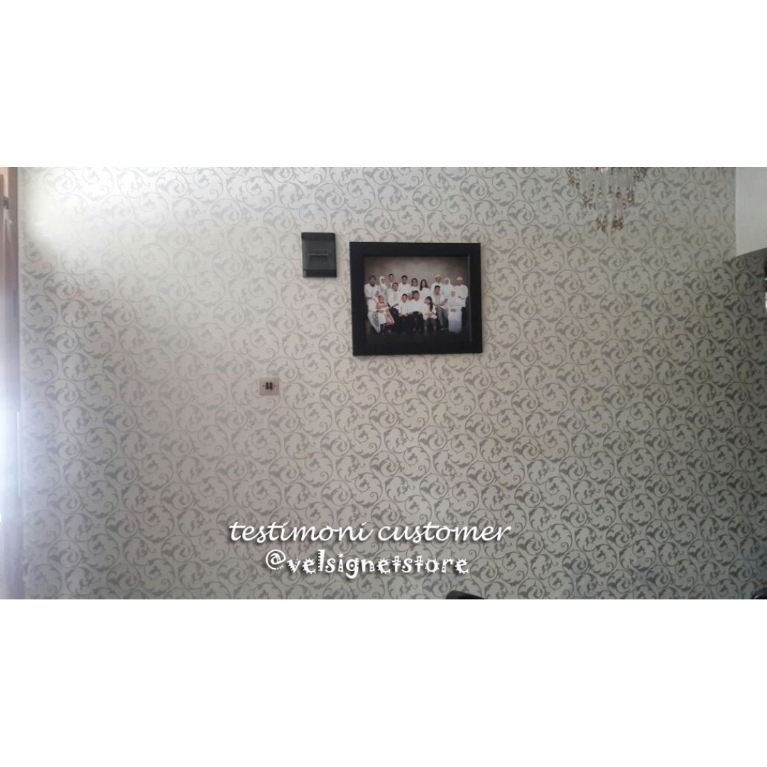 (PREMIUM QUALITY) Luxurious Wallpaper LUX 10-62 PRB