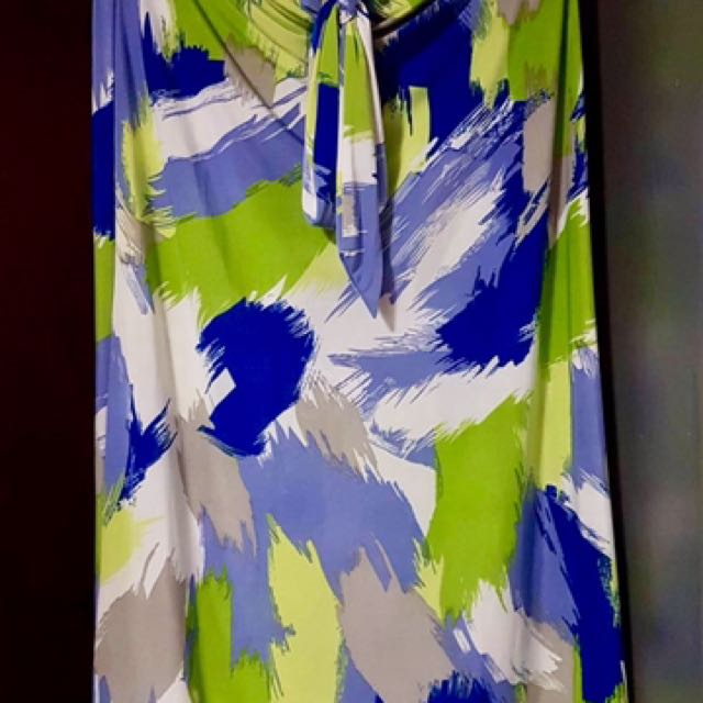Preowned Freeway Maxi Dress