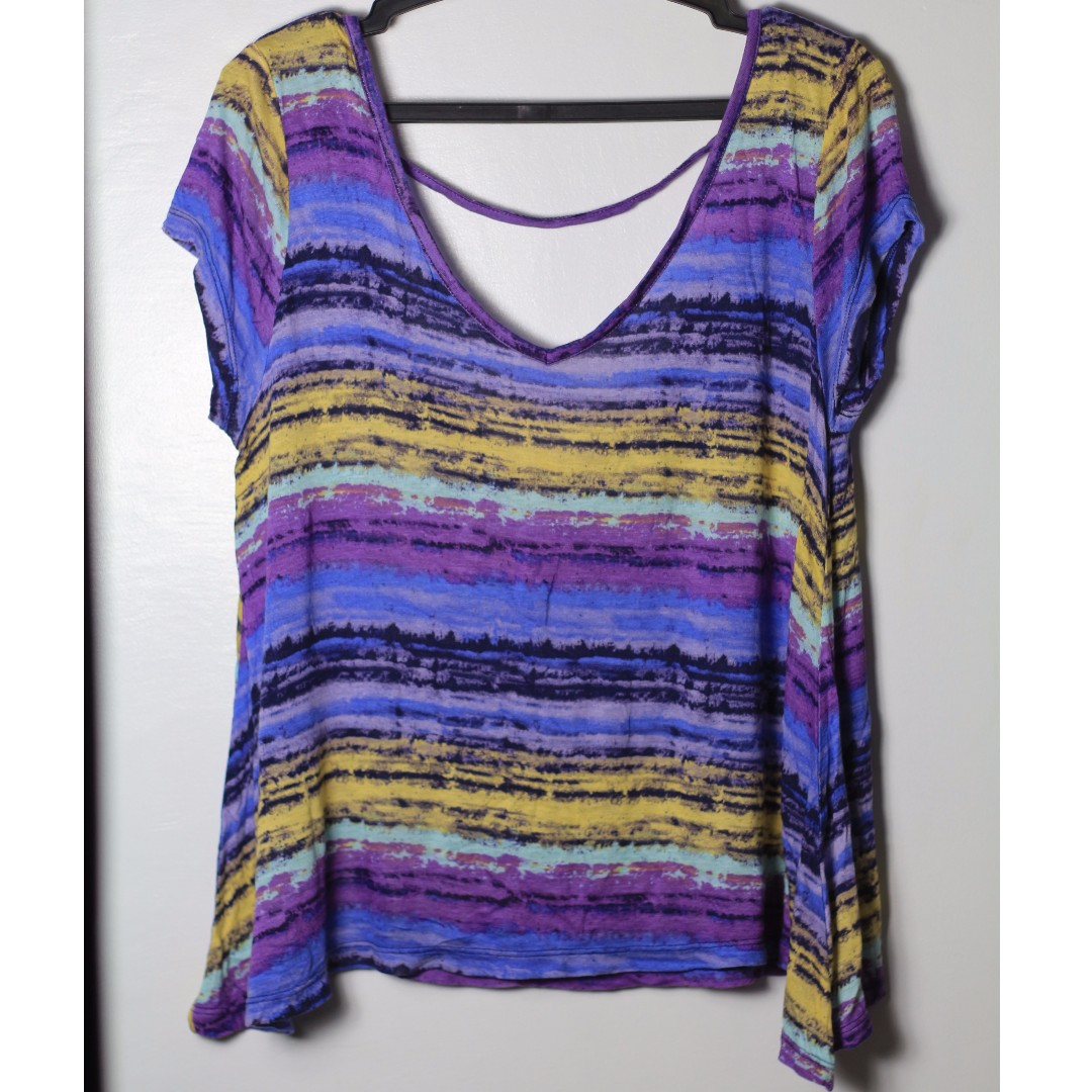 REPRICED Psychedelic Top