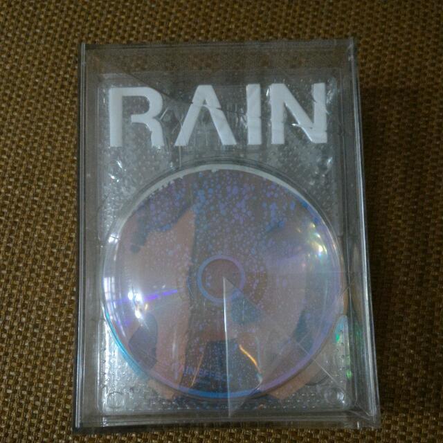 Rain Effect 專輯