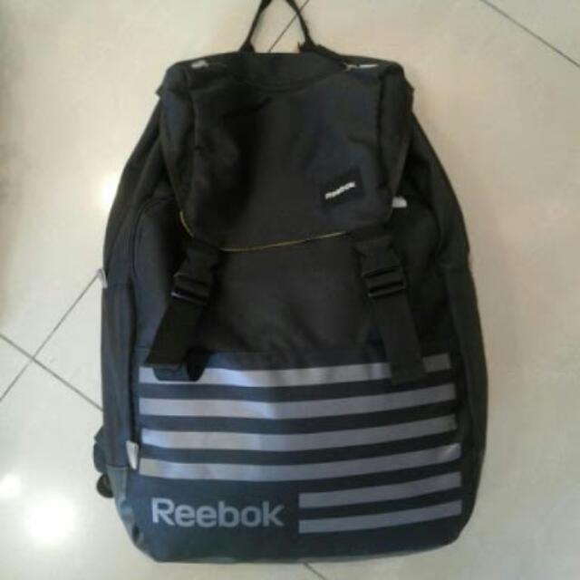 Reebok Linear Backpack