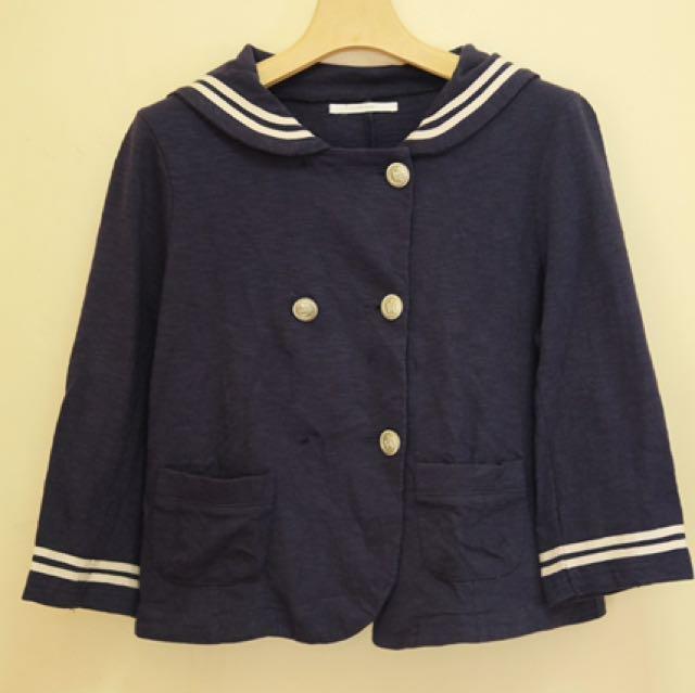 Sailor Korean Top