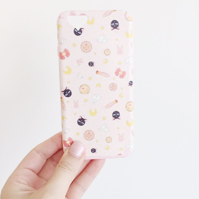 Sailor Moon Inspired iPhone 6 Case