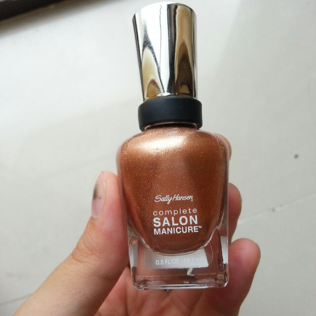 Sally Hansen 指甲油