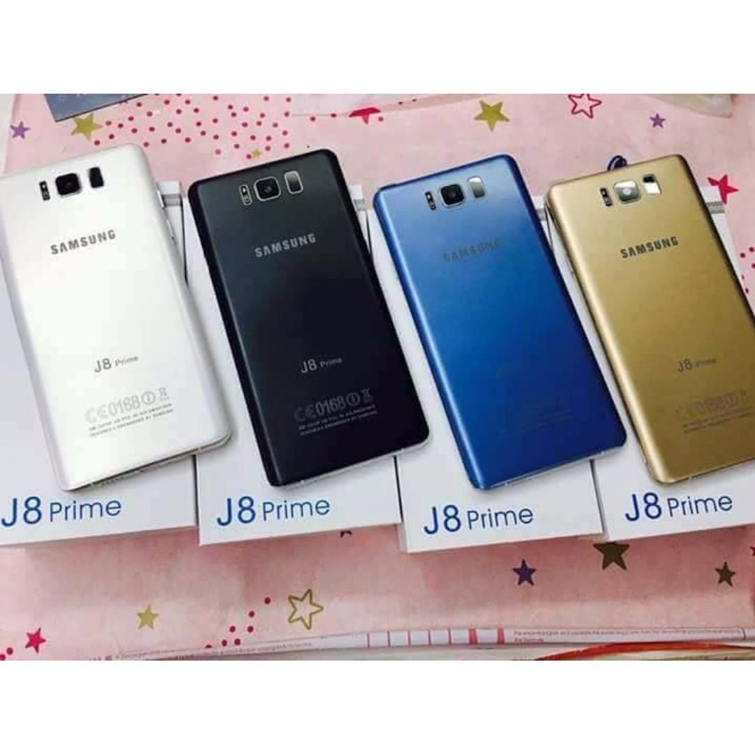 Samsung J8 PRIME 2017