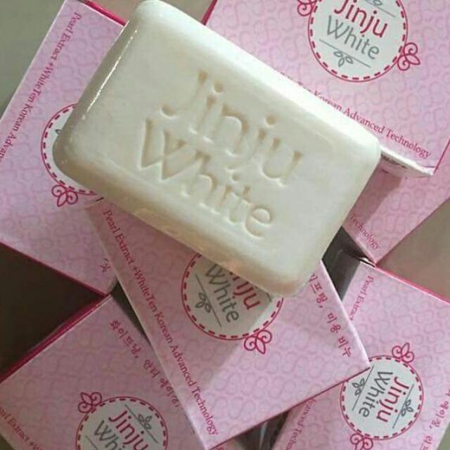 Seoul Skin: Jinju White Soap
