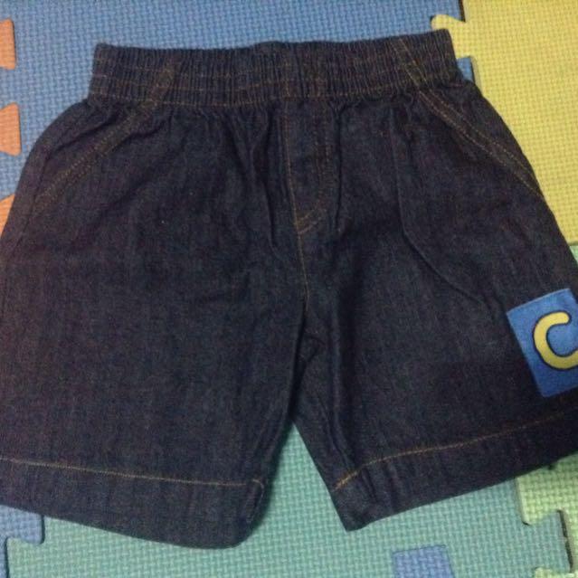 Sesame Street Denim Shorts