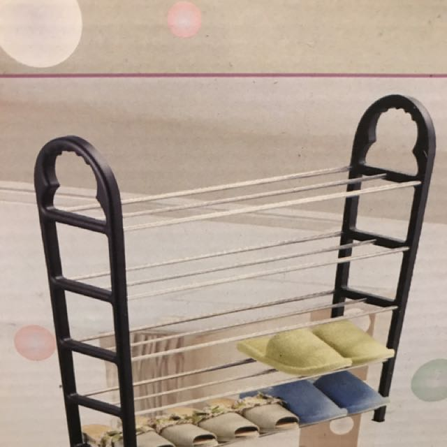 Shoe Rack 5 Tier